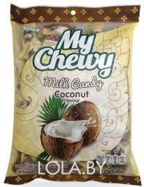 Молочные конфеты MY CHEWY с кокосом 360 гр