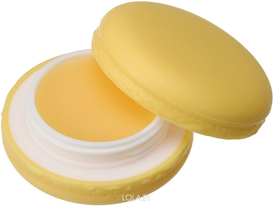 Бальзам для губ It's Skin Macaron Lip Balm 04 Pineapple