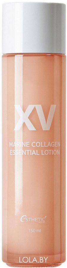 Лосьон для лица Esthetic House Marine Collagen Essential Lotion 150 мл