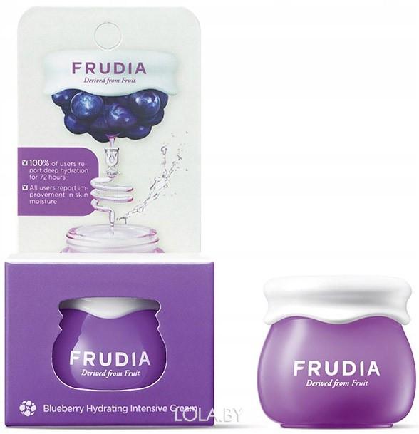 Увлажняющий крем Frudia с черникой Blueberry Hydrating Cream миниатюра купить в Минске. Цены, отзывы, способ применения.