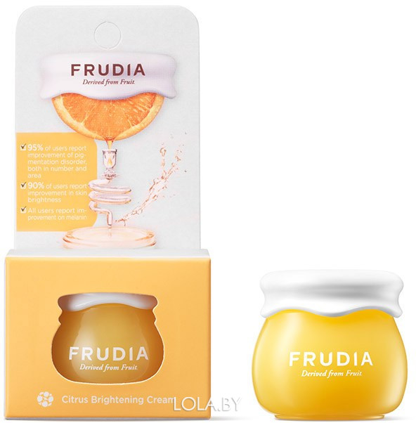 Крем Frudia с цитрусом Citrus Brightening Cream Миниатюра