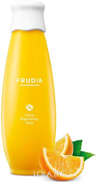Тоник Frudia с цитрусом Citrus Brightening Toner 195 мл