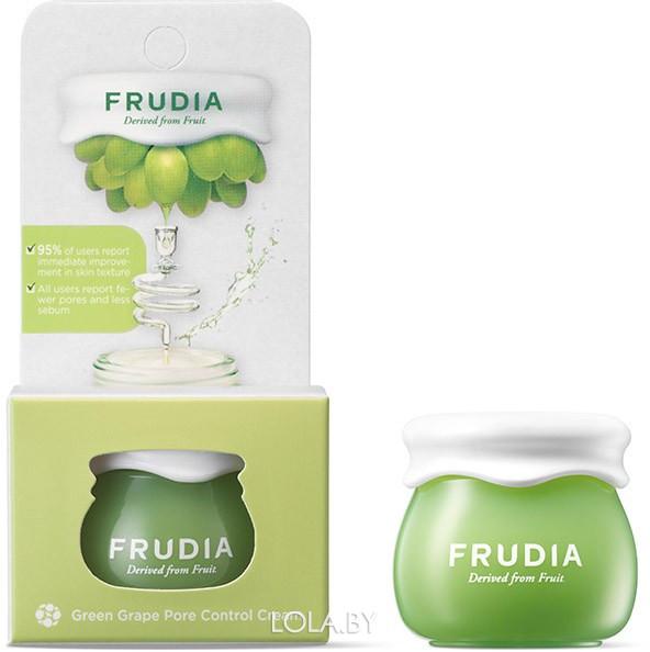 Себорегулирующий крем Frudia с зеленым виноградом Green Grape Pore Control Cream Миниатюра