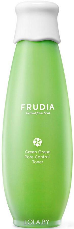 Себорегулирующий тоник Frudia с зеленым виноградом Green Grape Pore Control Toner 195 мл
