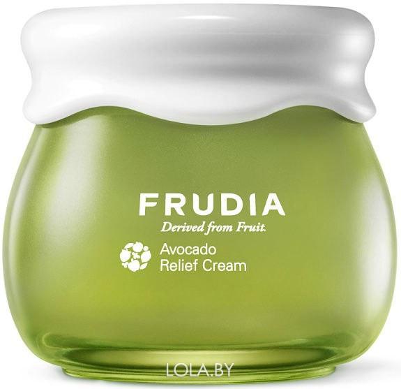 Восстанавливающий крем Frudia с авокадо Avocado Relief Cream 55 мл
