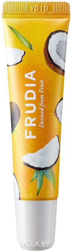 Смягчающий крем для губ Frudia с кокосом Coconut Honey Salve Lip Cream 10 гр
