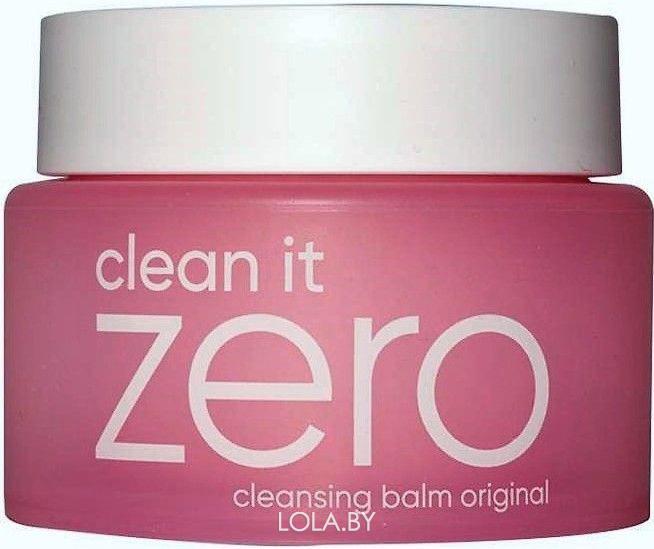 Очищающий бальзам Banila Co Clean It Zero Cleansing Balm Original 100 мл