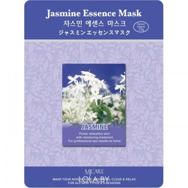 Тканевая маска для лица MIJIN Essence Mask жасмин