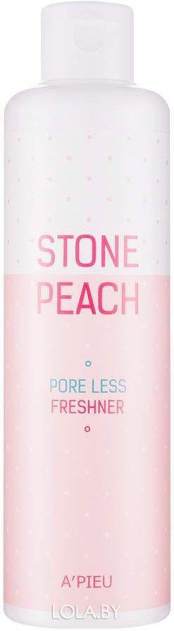 Тоник для лица A'pieu для сужения порtone Peach Pore Less Freshner 250мл