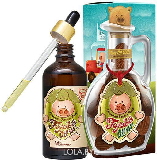 Сыворотка Elizavecca с маслом жожоба Farmer Piggy Jojoba Oil 100% 100 ml