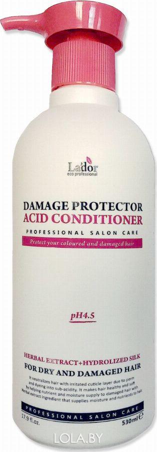 Кондиционер для волос Lador DAMAGE PROTECTOR ACID CONDITIONER 530 мл