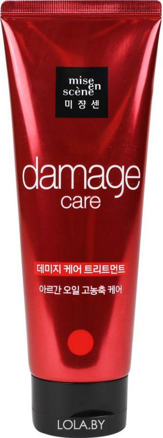 Маска MISE EN SCENE Damage Care Treatment Pack 180 мл