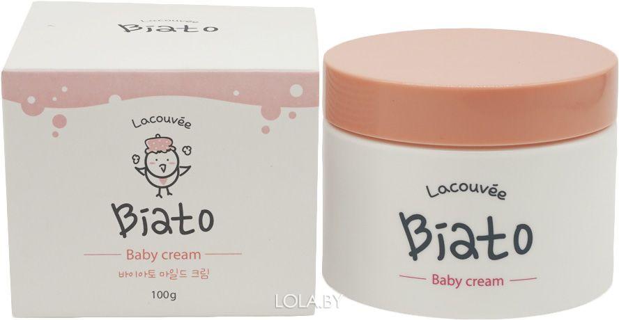 Детский крем Lacouvee Biato Baby Cream 100 гр