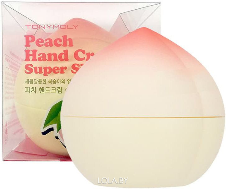 Крем для рук Tony Moly Peach Hand Cream 30 гр