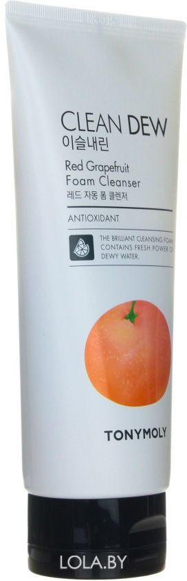 Пена для умывания Tony Moly Clean Dew Red Grapefruit Foam Cleanser 180 мл