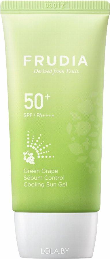 Солнцезащитный гель Frudia с зеленым виноградом Себум контроль SPF50 + PA ++++