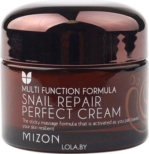 Идеальный крем Mizon с экстрактом улитки Snail repair perfect cream 50 мл
