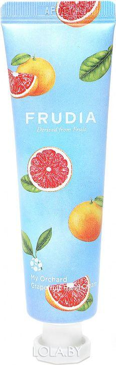 Крем для рук Frudia c грейпфрутом Squeeze Therapy Grapefruit Hand Cream 30 гр