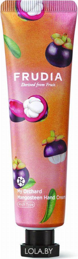 Крем для рук Frudia c мангустином My Orchard Mangosteen Hand Cream 30 гр