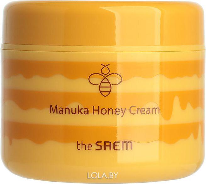 Крем для лица The SAEM с экстрактом меда Манука Care plus Manuka Honey Cream 100мл