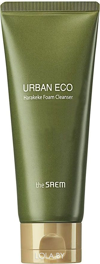 Пенка The SAEM Urban Eco Harakeke Foam Cleanser 70 гр