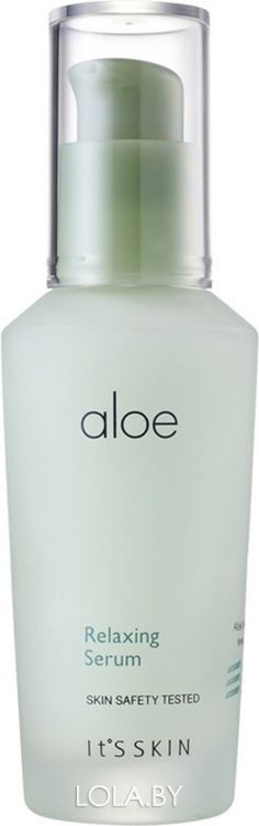 Успокаивающая сыворотка It's Skin с алоэ вера Aloe Relaxing Serum 40 мл