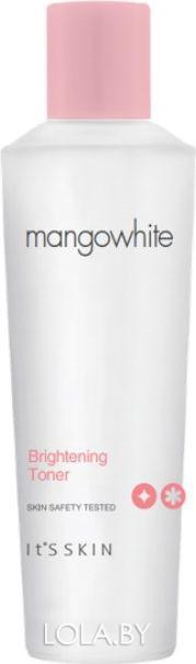 Тонер It's Skin с мангустином для сияния кожи Mangowhite Brightening Toner 150 мл