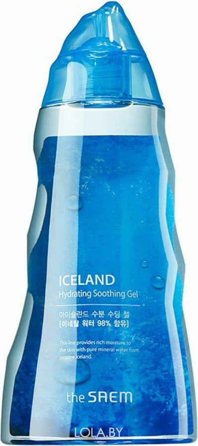 Гель для тела The SAEM минеральный Iceland Hydrating Soothing Gel 300 мл