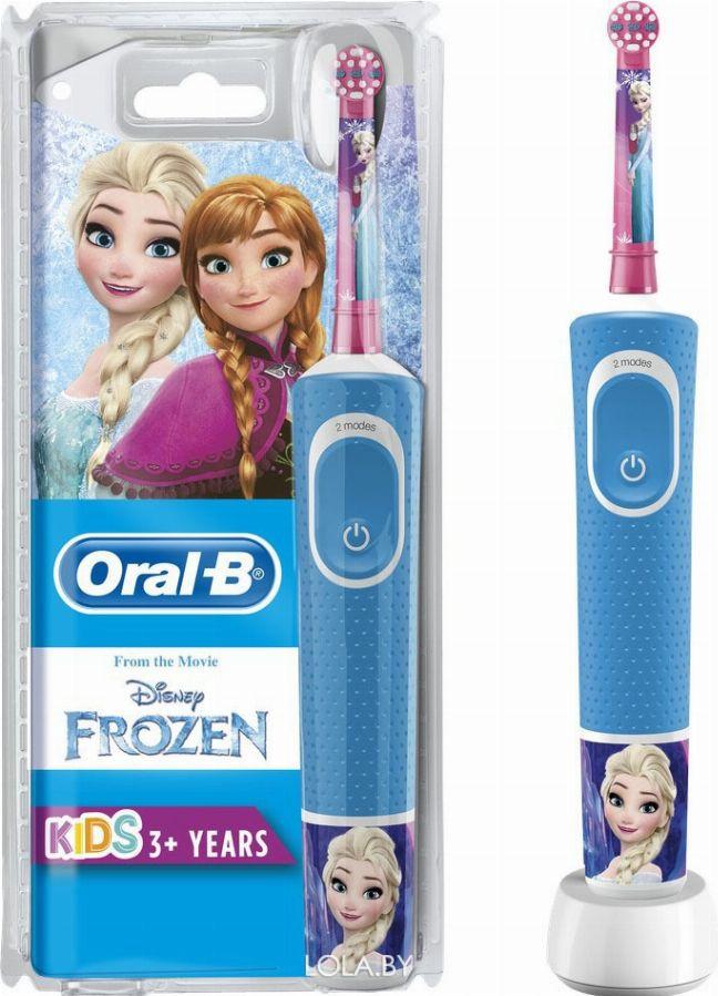 Электрическая зубная щетка Braun Oral-B Frozen D100.413.2