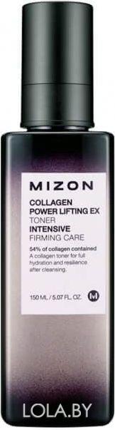 Антивозрастной лифтинг-тонер для лица Mizon с коллагеном Collagen Power Lifting EX Toner 150 мл