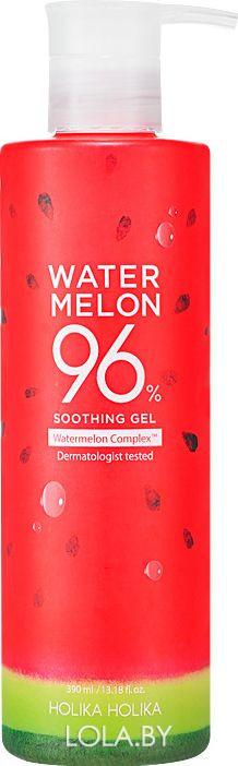 Гель с арбузом Holika Holika Water Melon 96% Soothing Gel 390 мл