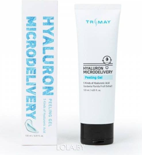 Пилинг-гель Trimay Hyalurone Microdelivery Peeling Gel 120 мл