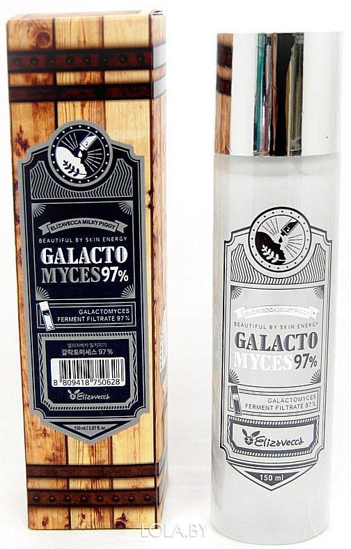 Сыворотка для лица Elizavecca ГАЛАКТОМИСИС 97% Galactomyces 97% 150 мл