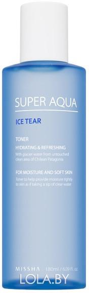 Тоник для лица MISSHA Super Aqua Ice Tear Skin 180 ml