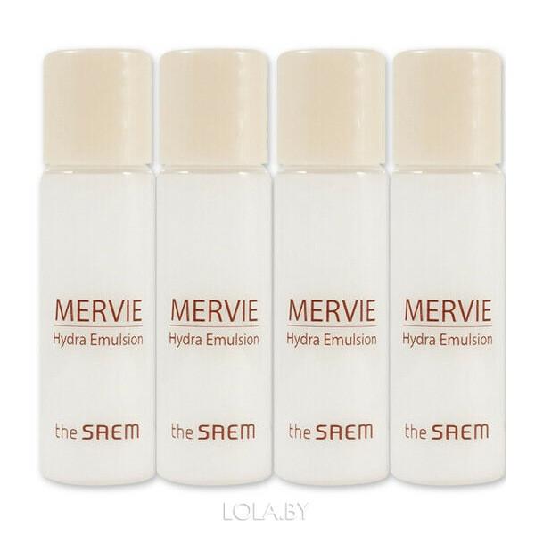 ПРОБНИК Эмульсия для лица SAEM увлажняющая Mervie Hydra Emulsion 5мл