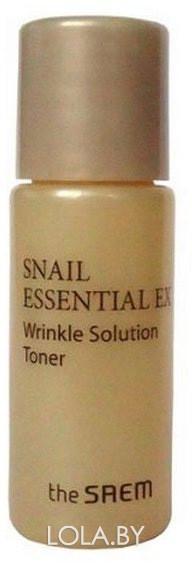 ПРОБНИК Тонер SAEM антивозрастной Snail Essential EX Toner N 5мл