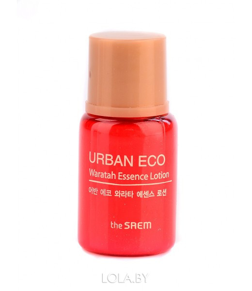 ПРОБНИК Лосьон SAEM с экстрактом телопеи Urban Eco Waratah Essence Lotion 5мл