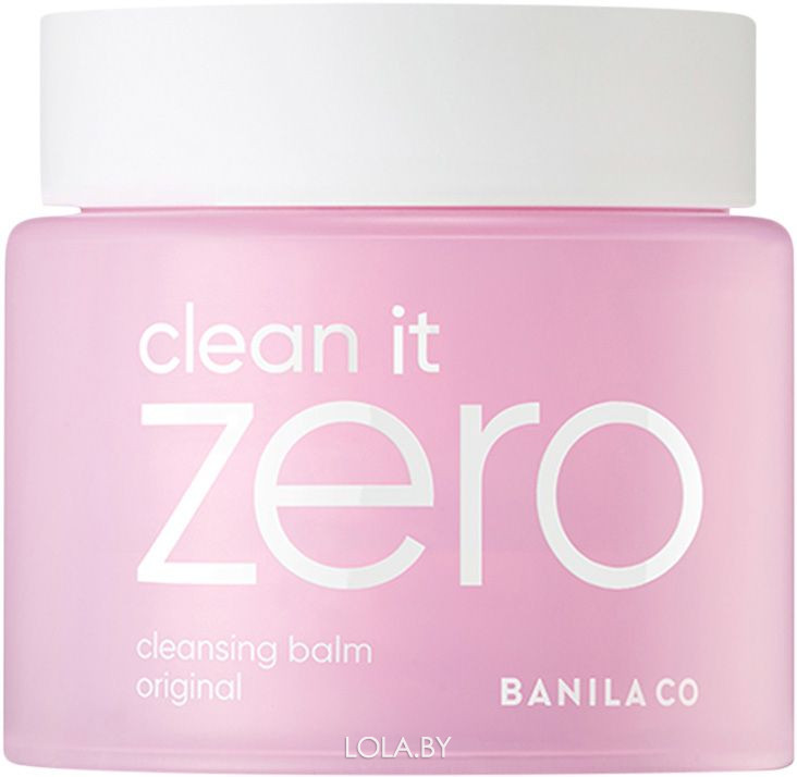 Очищающих бальзам-щербет Banila Co Clean It Zero Cleansing Balm Original 7 мл