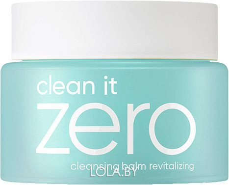 Очищающих бальзам-щербет Banila Co Clean It Zero Cleansing Balm Revitalizing 7 мл