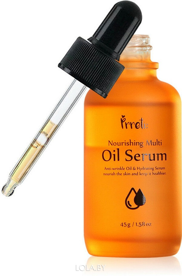 Сыворотка для лица PRRETI Nourishing Multi Oil Serum 45 гр