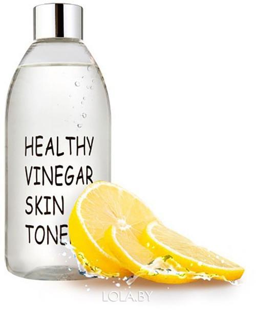 Тонер для лица REALSKIN ЛИМОН Healthy vinegar skin toner (Lemon) 300 мл
