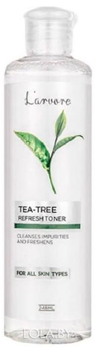 Освежающий тонер Larvore с чайным деревом Tea-Tree Refresh Toner 248 мл