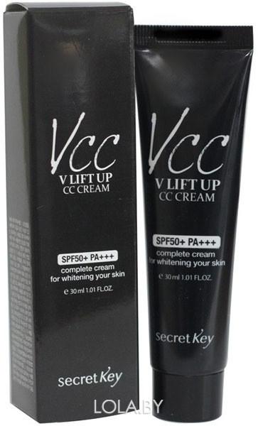 Крем СС Secret Key с лифтинг-эффектом V-Line Lift Up CC Cream 30 мл